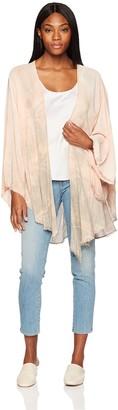 XCVI Women's Purling Kimono-Rayon Voile
