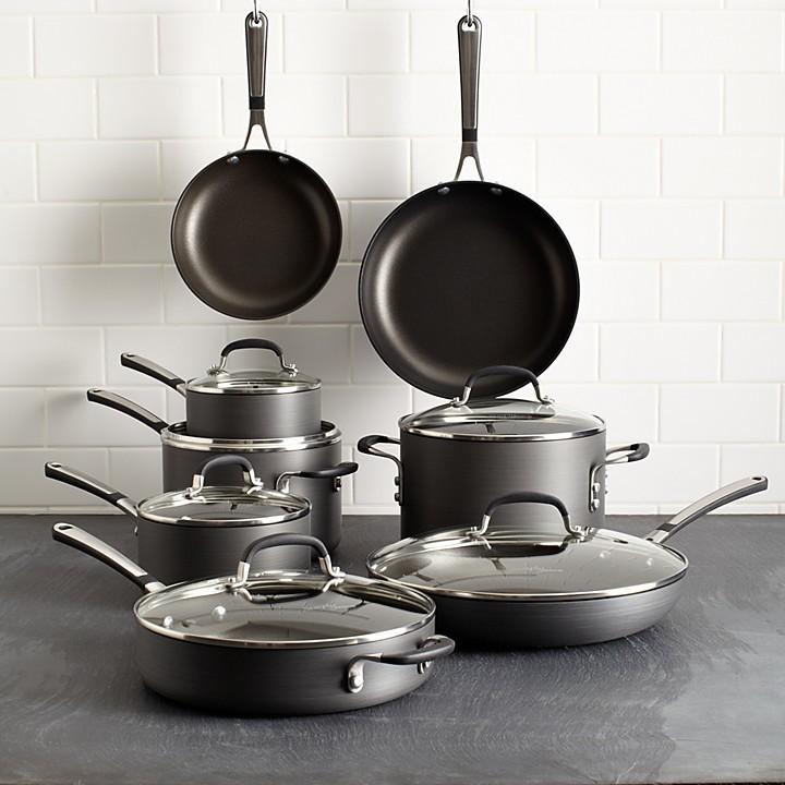Calphalon Simply Nonstick 14-Piece Cooking Set