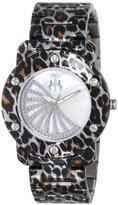 Jivago Women's JV4411 Leopard Watch