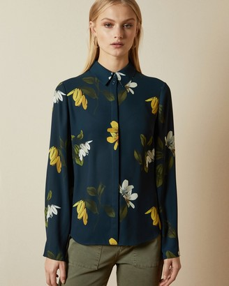Ted Baker Savanna Button Up Blouse