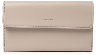 Matt & Nat Connolly Bifold Vegan Leather Wallet