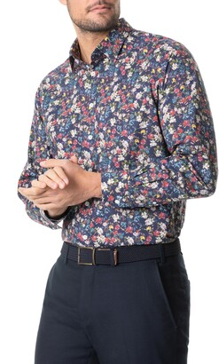 Rodd & Gunn Foxton Floral Button-Up Shirt
