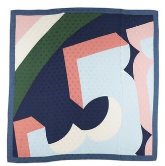 Tory Burch Square scarf