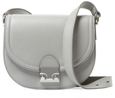 Loeffler Randall Small Leather Saddle Shoulder Bag