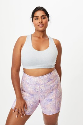 Cotton On Curve Active High Rise Bike Short