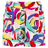 Moschino Multi Rose Print Shorts
