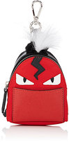 Fendi Men's Buggies Backpack Bag Charm-RED