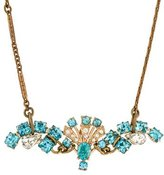 Lulu Frost Crystal Necklace