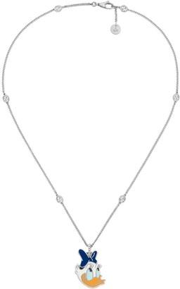 Gucci Daisy Duck necklace