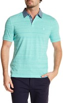 Original Penguin Space Dye Jersey Slim Fit Polo