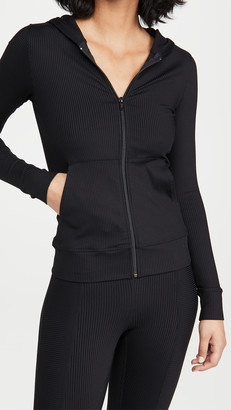 YEAR OF OURS Ribbed Zip Up Jacket