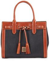 Dooney & Bourke Ariel Pebble Leather Satchel