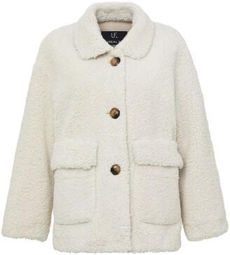 Unreal Fur Faux Shearling Jacket