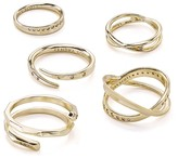 Kendra Scott Robyn Stacking Rings, Set of 5