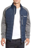 Bench Men's Intellectual Quilted Jacket