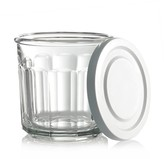 Bloomingdale's Luminarc Working Glass Double Old-Fashioned Glass with Lid, Set of 4