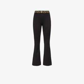 Versace Greca border track pants