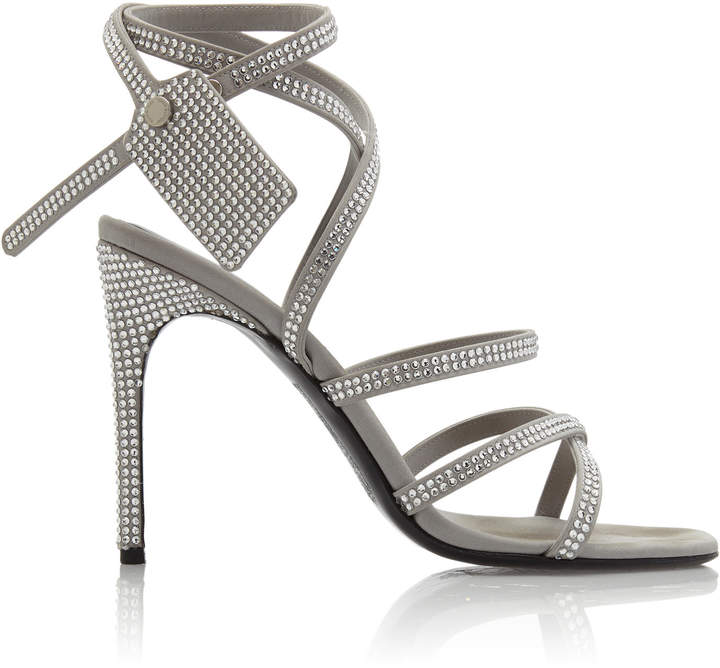 84be7dbf44ac Off-White Sandals For Women - ShopStyle UK