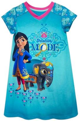 Disney Mira Nightshirt for Girls Mira, Royal Detective
