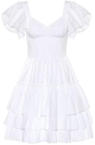 Dolce & Gabbana Cotton-blend dress