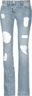 Blumarine Denim pants - Item 42703688QT