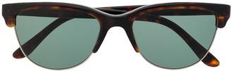 Cutler & Gross D-frame sunglasses