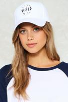 Nasty Gal nastygal Wasted Baseball Cap