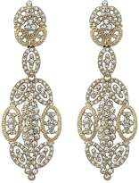 Nina Jules Glamorous Statement Swarovski Earrings Earring