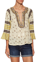 Free People But I Like It Printed Top