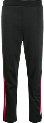 Escada Sport stripe detail trousers
