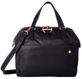 Pacsafe Citysafe CX Anti-Theft Satchel (Black) Handbags