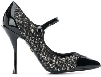 Dolce & Gabbana Lori Mary Jane pumps