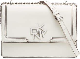 DKNY Catherine Leather Shoulder Bag