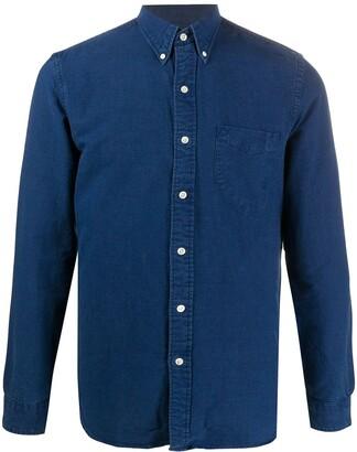 Ralph Lauren RRL Button-Down Cotton Shirt