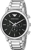 Emporio Armani Men's AR1894 Dress Silver Watch