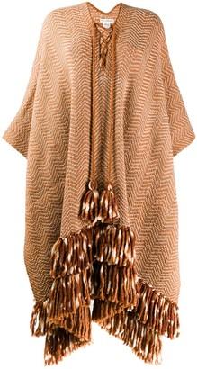 Ulla Johnson oversized poncho