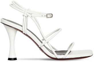 Proenza Schouler 90mm Leather Sandals