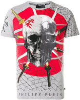 Philipp Plein Tai T-shirt - men - Cotton - M