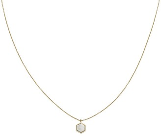 Cluse Women Brass Pendant Necklace - CLJ21008