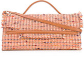 Zanellato woven tote - women - Cotton/Calf Leather/Straw - One Size