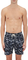 Saturdays NYC Men's Colin Abstract-Print Swim Trunks