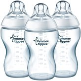 Tommee Tippee Closer to Nature Added Cereal Bottle - 11 oz - 3 ct