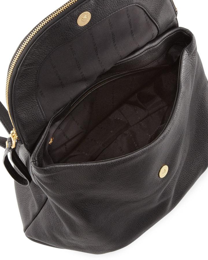 Marc by Marc Jacobs Classic Q Mariska Backpack, Black