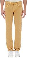 Simon Miller Men's Cadiz Slim Jeans-Tan Size 30w 34l