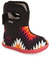 Bogs Infant Girl's 'Classic' Waterproof Snow Boot