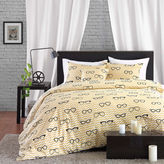 Asstd National Brand Hipstyle Liv 4-pc. Duvet Cover Set