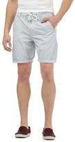 Red Herring Grey Dot Print Shorts