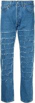 R 13 refurbished vintage jeans