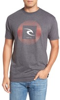 Rip Curl Men's Tv Graphic T-Shirt