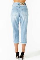 Nasty Gal Cheap Monday Lady Teddy Jeans